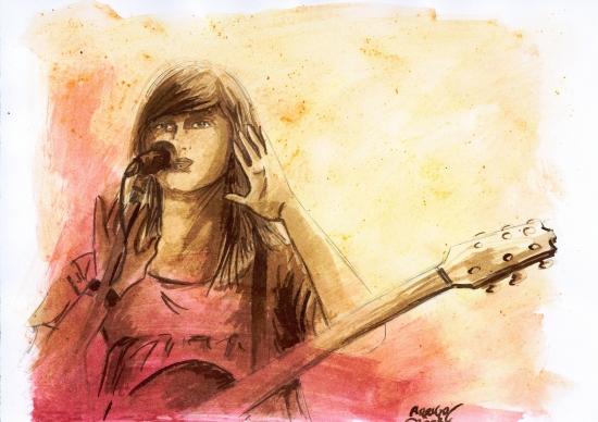 Claire Denamur by stetiar